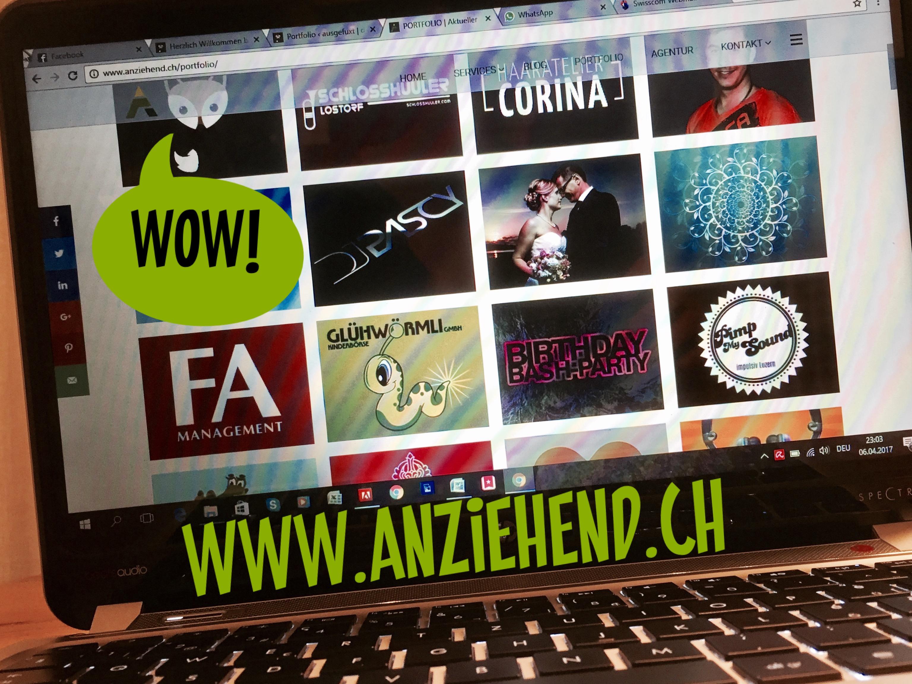 Anziehend GmbH Wow